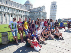 In Pisa, der Beweis