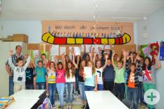 Sieger Klassenzimmerwettbewerb