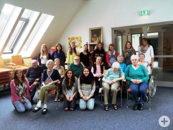 GUS im Seniorenheim 2015