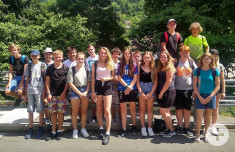 Schulsanitäter Ausflug 2019